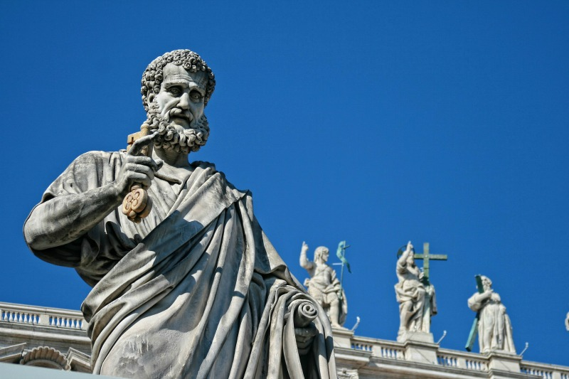 """""""Catholicism is not simply institutional; it is an encounter with Christ"""" by Melanie Jean Juneau (CatholicMom.com)"""