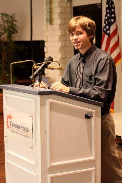 Eric Hendey, UHS Leo Club Vice President