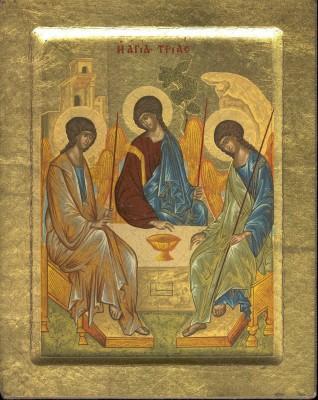 essence of vocation rublev-holy-trinity