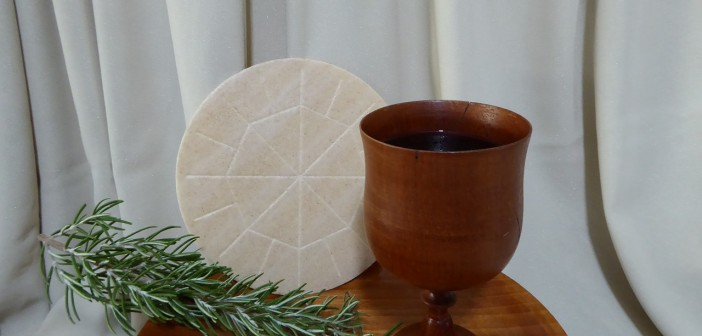 """""""Offering Up the Eucharist for Someone Else"""" by Pam Spano for CatholicMom.com"""