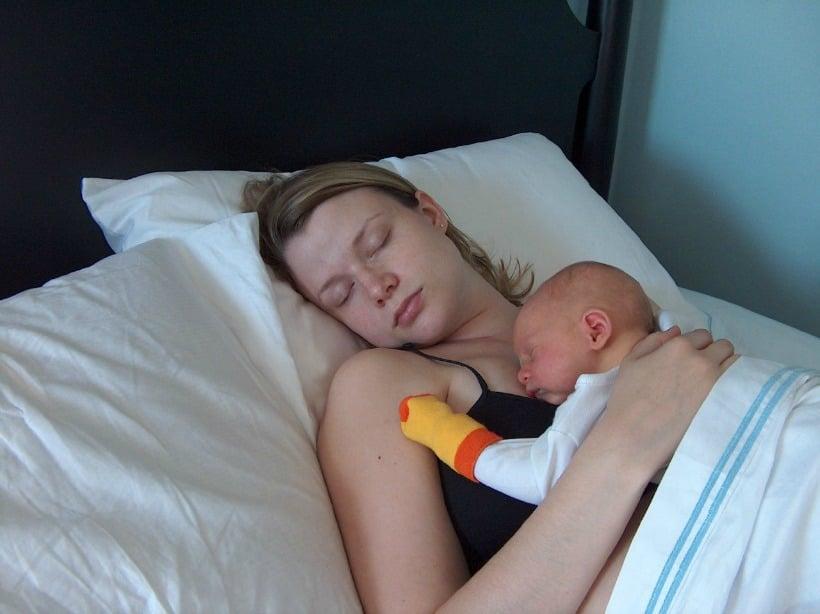 """The expense of motherhood"" by Chantal Howard (CatholicMom.com)"