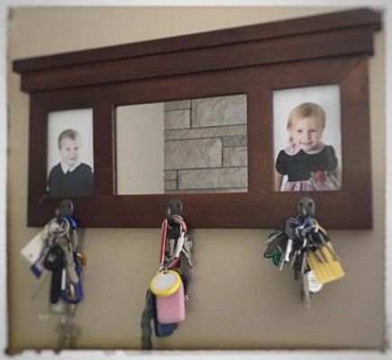 """Make your keys easy to find! In """"Defrazzling Mom"""" by Michele Faehnle for CatholicMom.com"""