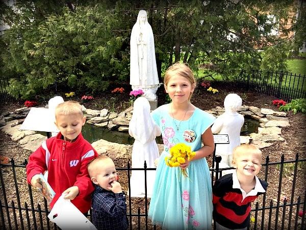 """Living Alongside the Holy Family"" by Danielle Heckencamp (CatholicMom.com)"