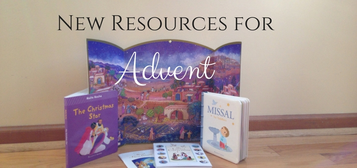 """""""New Resources for Advent from Ignatius Press"""" by Abbey Dupuy (CatholicMom.com)"""