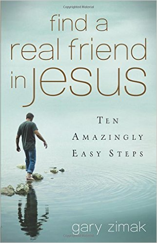 Book Notes: Find a Real Friend in Jesus