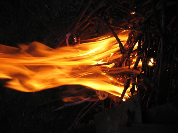 """""""In the Hours of Prayer: A Bit of Advent's Kindling"""" by Kimberly Nettuno (CatholicMom.com)"""