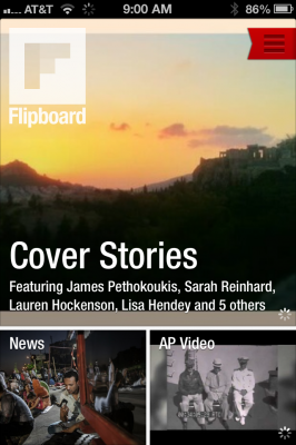 flipboard screen4