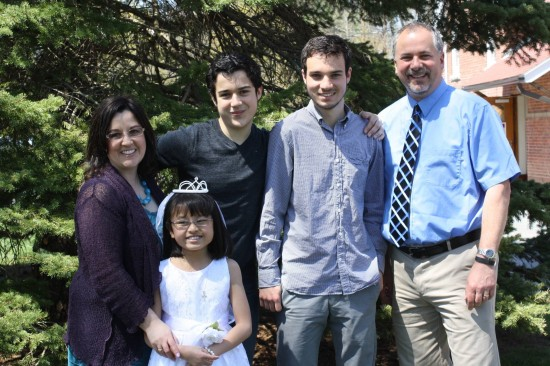 The Gingras Family