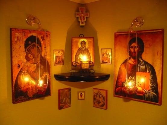 home altar 2