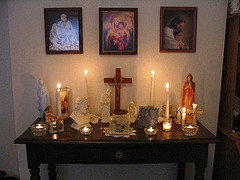 home altar 3