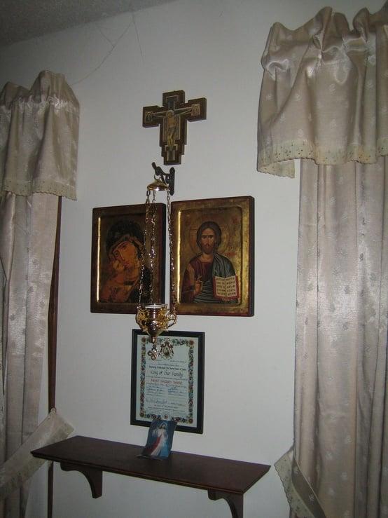 home altar 4