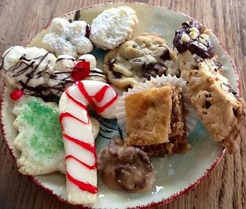 Friday Cookies All Rights Reserved 2015 Mary Lou Rosien