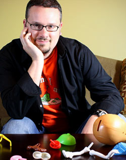 Jason Kotecki, author of Penguins Can't Fly