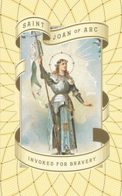 joan of arc cards for all occasions