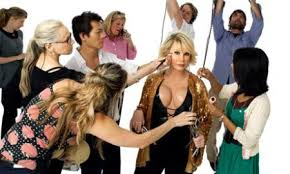 """From the movie """"Joan Rivers; Piece of Work"""""""