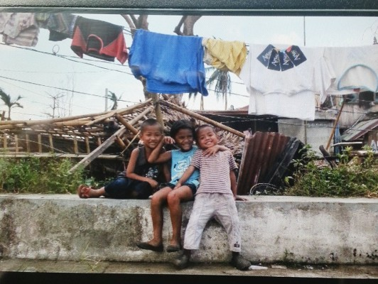 Typhoon Haiyan: The Little We Do Goes A Long Way