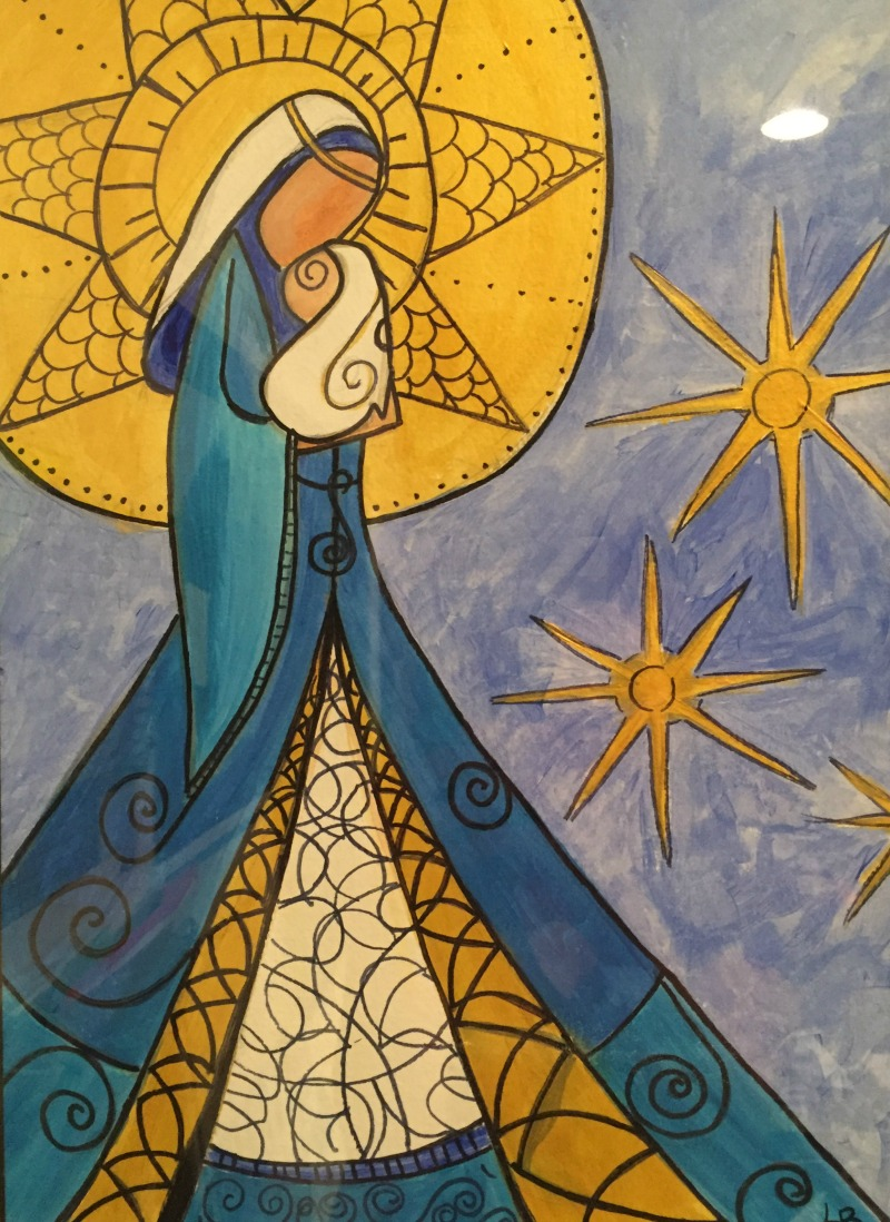 """""""Learning from Mary's Yes: Confidence in God's Plan"""" by Meg Bucaro (CatholicMom.com)"""