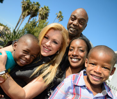 """Leigh Anne Tuohy in """"Family Addition"""""""