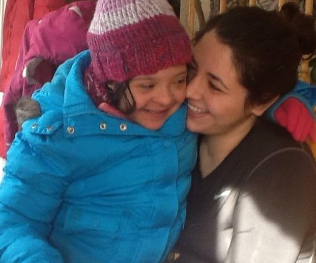 letitia velasquez with daughter