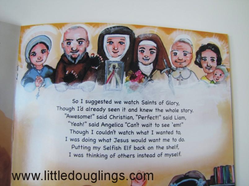 little douglings saints