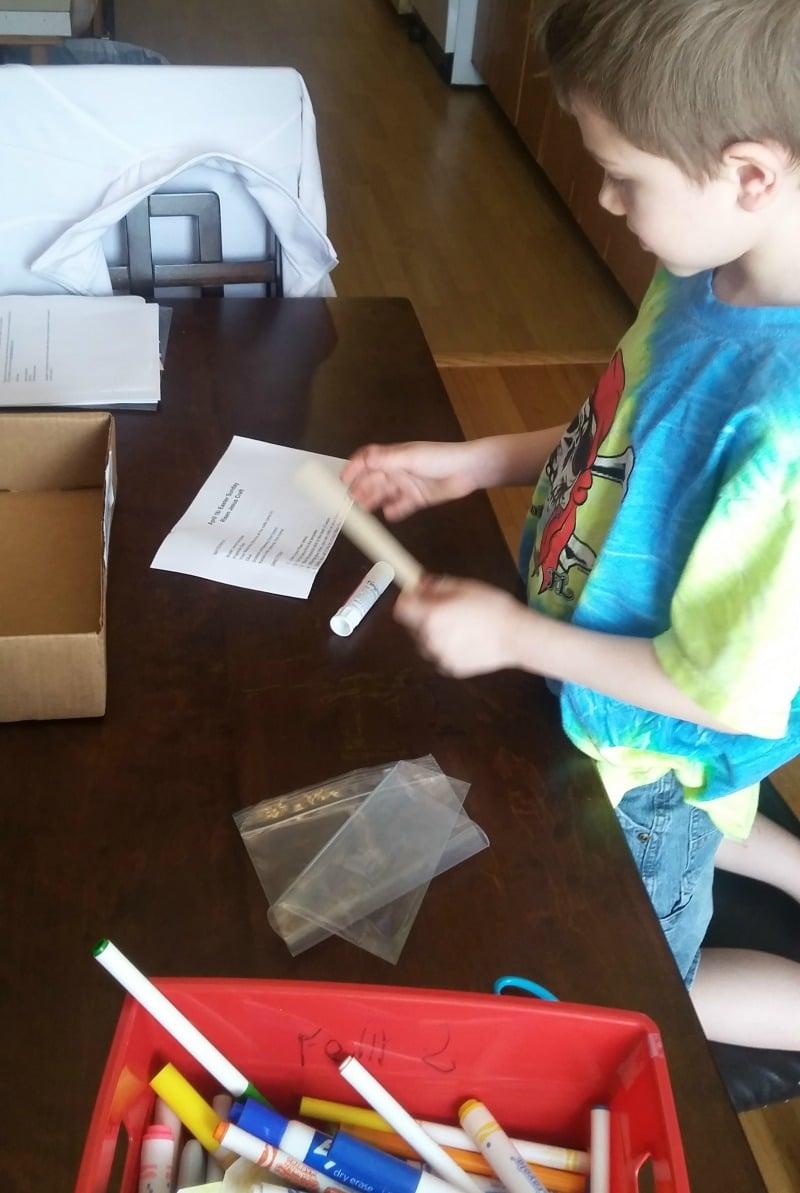 """""""The Mass Box: Catholic Crafts Even Non-Crafty Moms Can Do!"""" by Amanda Torres (CatholicMom.com)"""