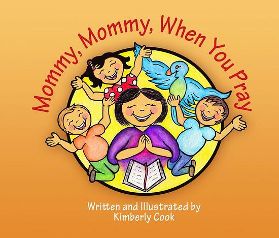 mommy, mommy when you pray