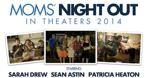 moms night out banner