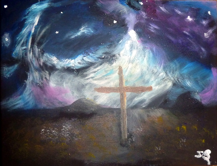 """""""Painting My Way to Freedom"""" by Susan Bailey (CatholicMom.com)"""