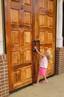 Parish Secretaries Can Help Keep the Doors Open