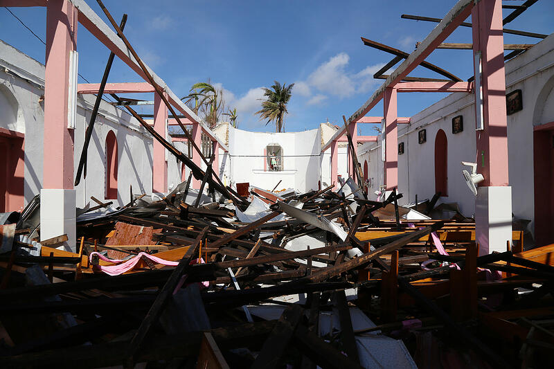 """The U.S. Catholic Church Responds to Recent Emergency in Haiti"" by Catholic Relief Services (CatholicMom.com)"