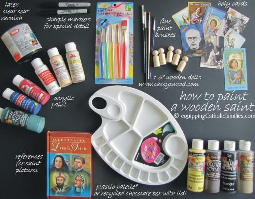 paint saint tutorial