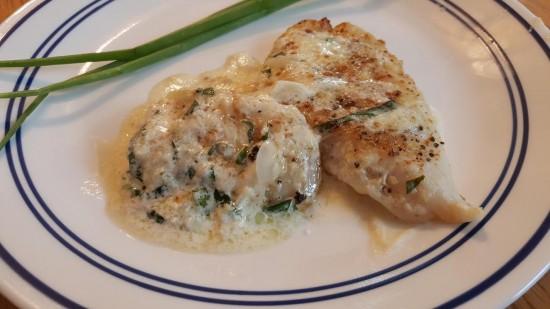 parmesan quick fish 1