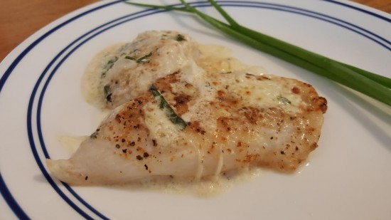 parmesan quick fish 2