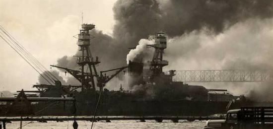 pearl harbor USS Arizona