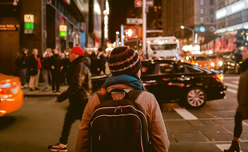 """""""Friendship in the Crowd"""" by Rebecca Willen (CatholicMom.com)"""