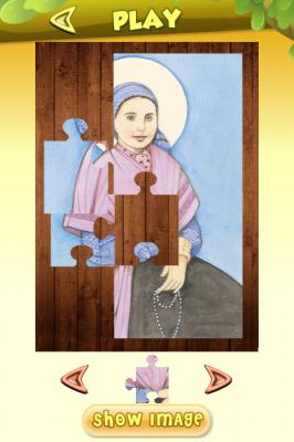 little app of saints screenshot