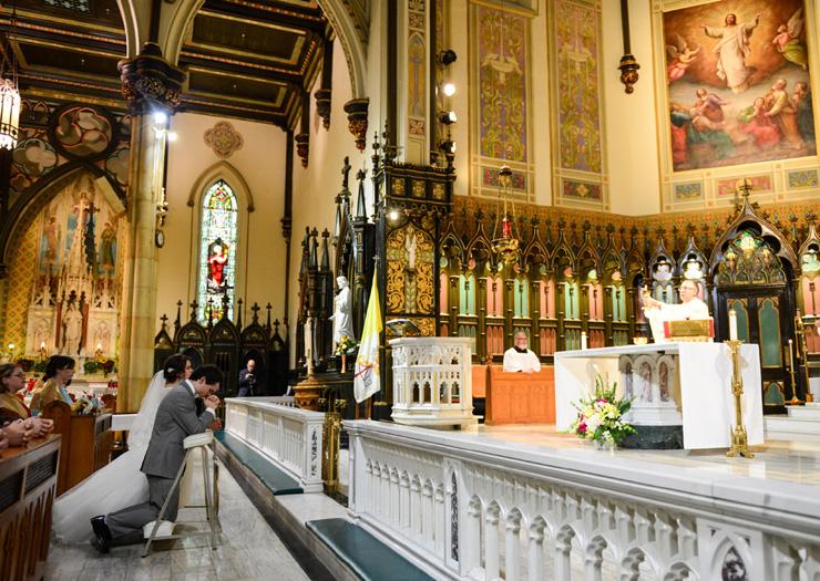 """Building a Long-Term, Successful, Joy-Filled Marriage"" by Ellen Gable Hrkach (CatholicMom.com)"