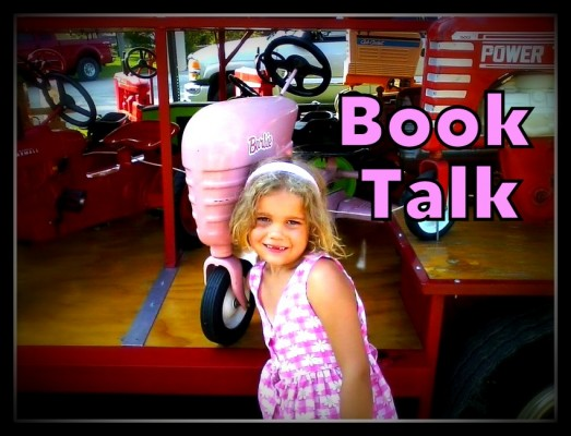 pink tractor book talk
