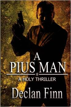 pius man holy thriller