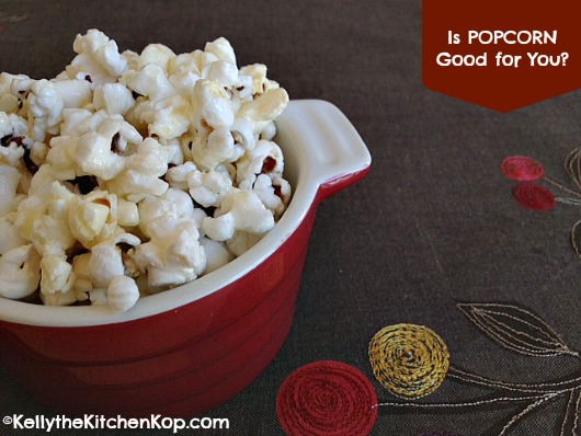 Is Popcorn Good for You?