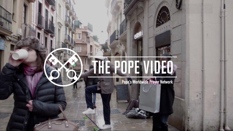 The Pope Video (CatholicMom.com)