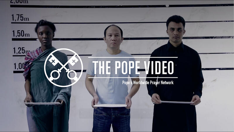 """""""The Pope Video: Help Persecuted Christians"""" (CatholicMom.com)"""