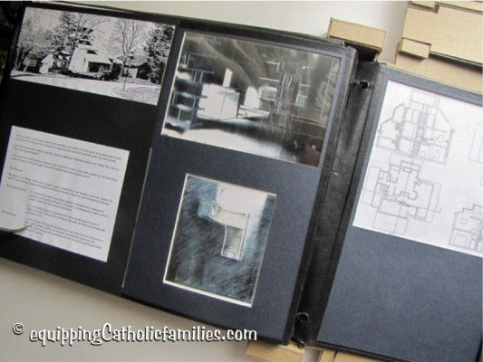 portfolio thesis pages