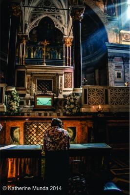 prayer Munda
