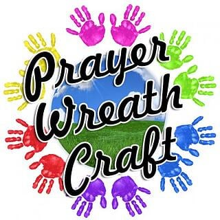 Prayer Wreath Craft Emphasizes Power of Children's Prayer