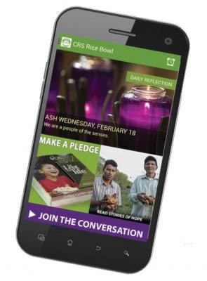 CRS Rice Bowl App