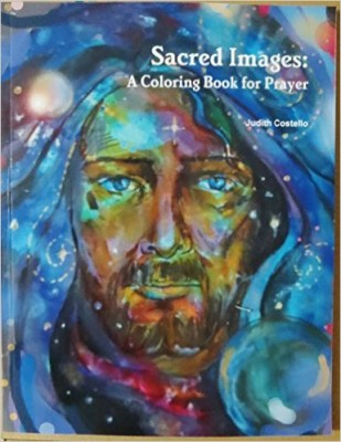 sacred images coloring book