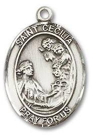 saint cecilia medal