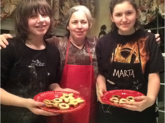 sherry girls cookies