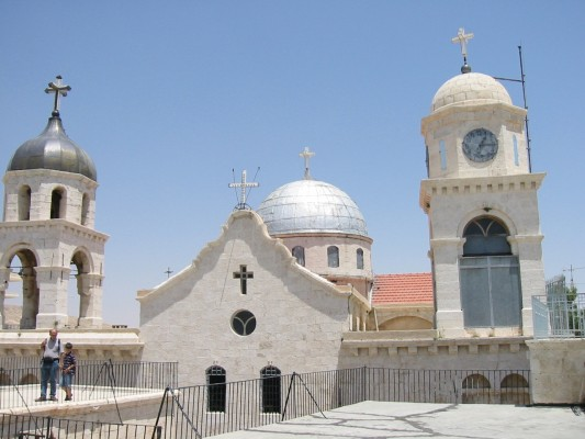 Church in Syria